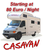 holiday rental motorhomes