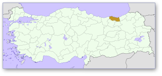 trabzon province