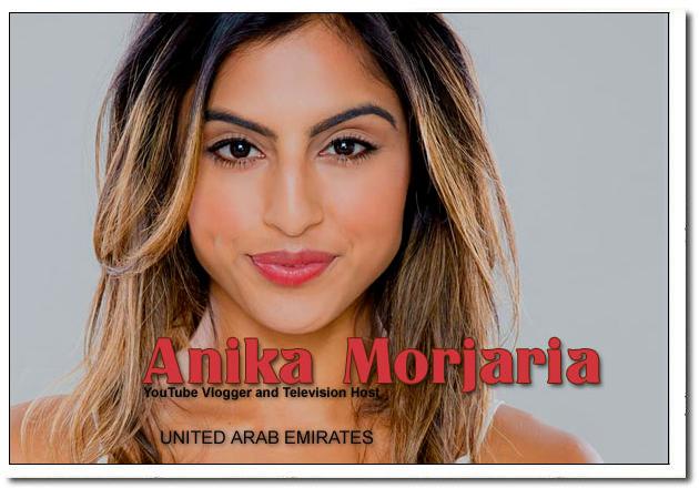 Anika Morjaria