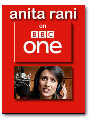 Anita Rani on BBC One