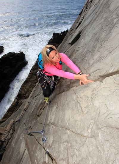 Bonita Norris Youngest British Woman To Climb Mt Everest