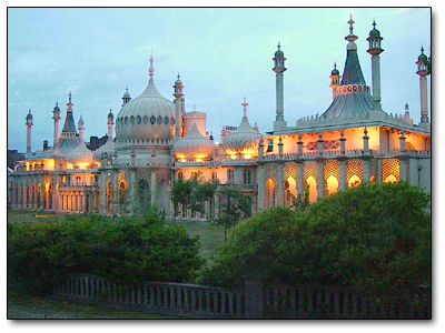 Holiday in Brighton - England