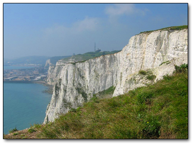 Holiday in Dover - England