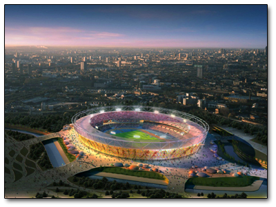 Olympics in London - England
