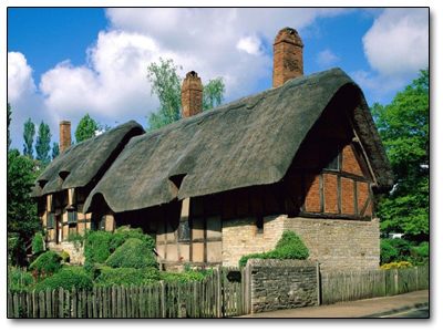 Holiday in Stratford-upon-Avon - England