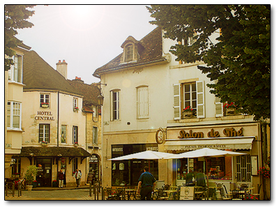 Holiday in Beaune, France