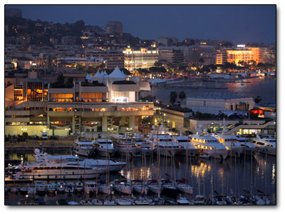 Holiday in Cannes, France