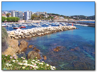 Holiday in Toulon, France