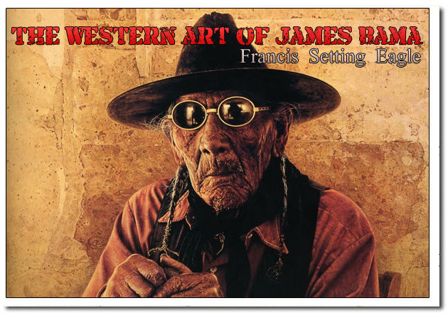 James Bama art