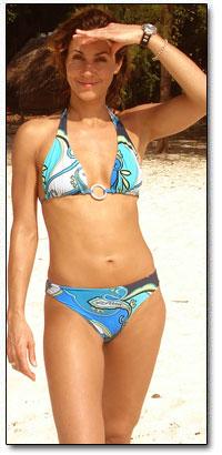 Micro bikinis contest