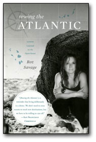 Roz Savage - Rowing the Atlantic
