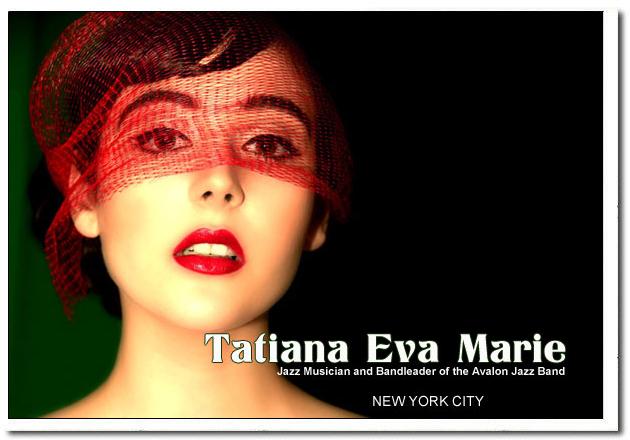 Tatiana Eva-Marie