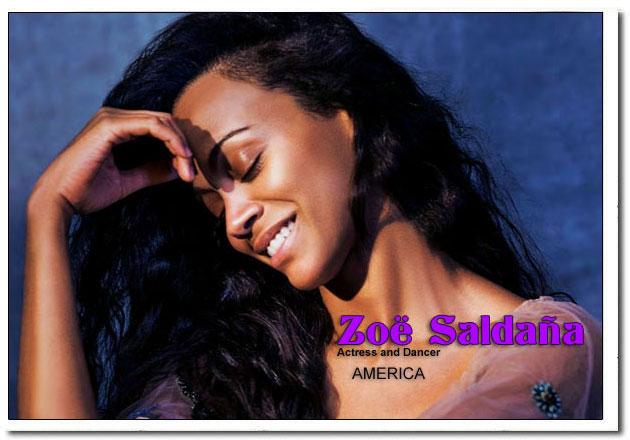 Zoë Saldaña