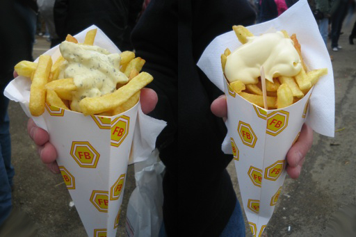 Belgian Fries - Belgium