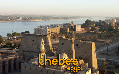 Thebes-Egypt